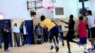 Steve Taylor #1 IL Class of 2012 - Simeon Open Gym highlights - Marquette commit Chicago basketball