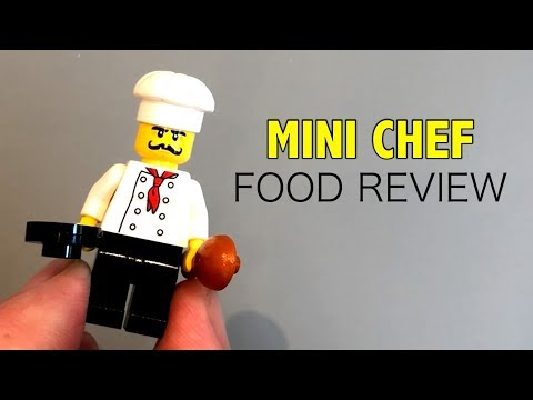 Food Experience at LEGO House Mini Chef Restaurant