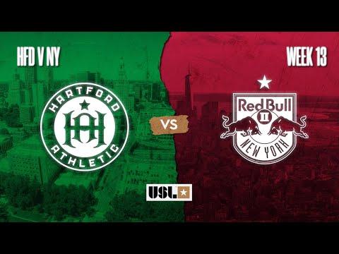 Hartford Athletic vs. New York Red Bulls II: September 16, 2020