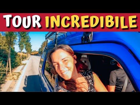 QUI BIAGIO NON PUÒ ENTRARE 🌎 Ma troviamo il mezzo perfetto! | Vlog Road Trip Italia