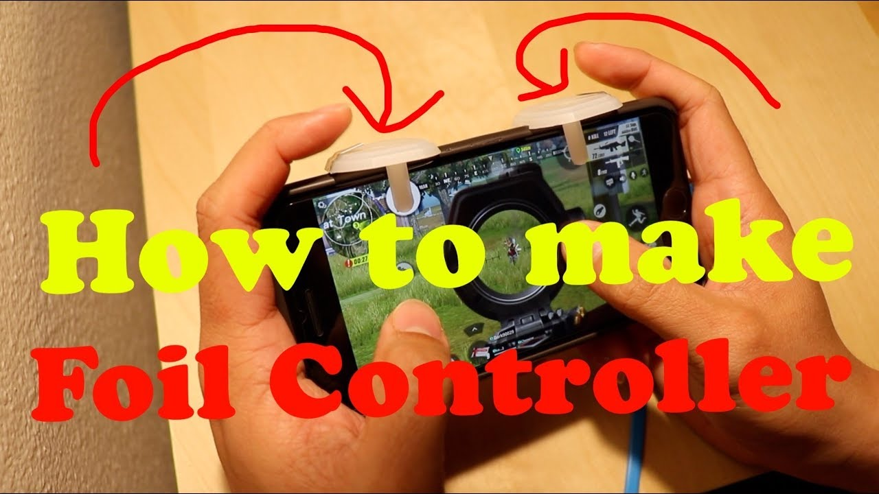 Use this lifehack to get controller-like trigger buttons on