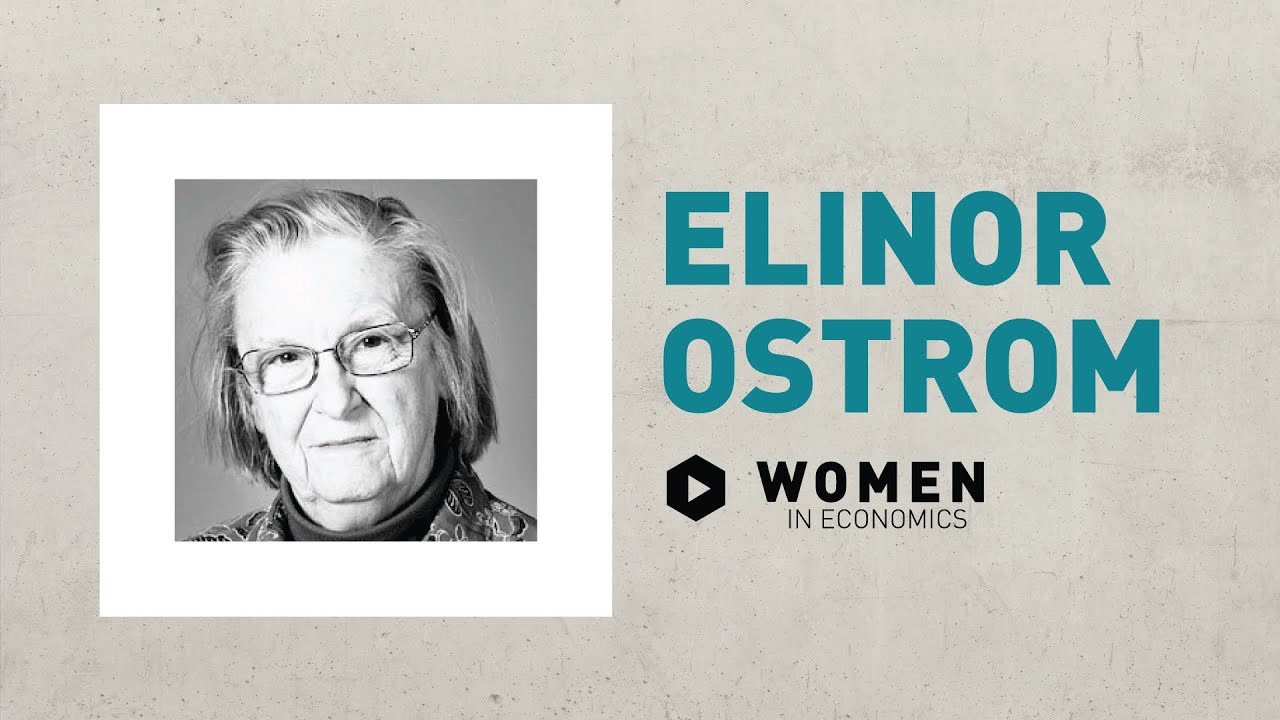 Elinor Ostrom on the Tragedy of the Commons