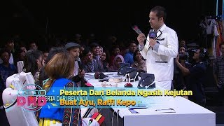 Peserta Dari Belanda Ngasih Kejutan Buat Ayu, Raffi Kepo - New Kilau DMD (27/11)