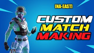 #familyfriendly (NA-EAST) CUSTOM MATCHMAKING SOLO/DUO/SQUAD SCRIMS FORTNITE LIVE /PS4,XBOX,!SHOUTOUT