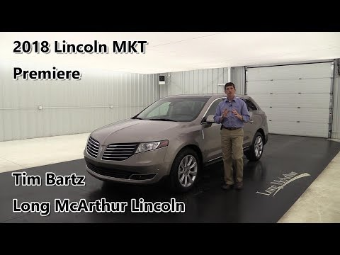 2018 LINCOLN MKT PREMIERE REVIEW - STANDARD & OPTIONAL EQUIPMENT