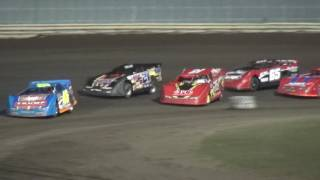 Lee County Speedway Shiverfest 2016 Late Model Feature