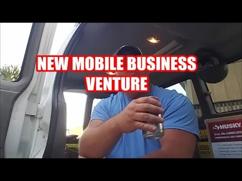 NEW MOBILE BUSINESS VENTURE
