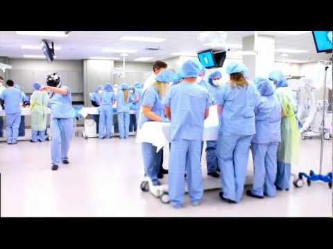 NORTH AMERICAN SPINE SOCIETY DOES THE HARLEM SHAKE