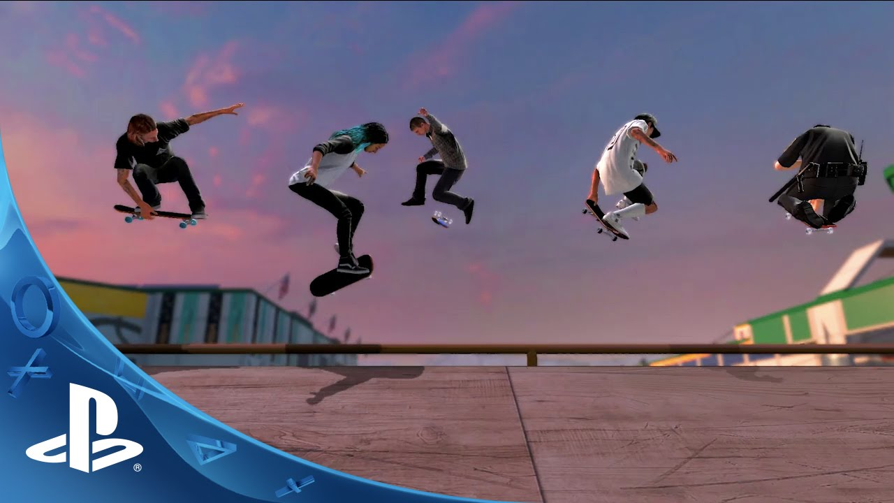 Tony Hawk's Pro Skater 5 Trailer | PS4, PS3