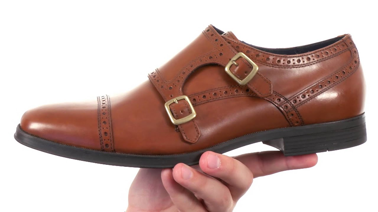 how to purchase best cheap structural disablities Cole Haan Montgomery Double Monk SKU:8665622