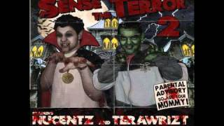 Nucentz & Terawrizt - Sense The Terror 2  (Album Sampler)