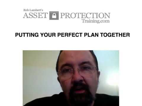 perfect asset protection plan trust v1 5 10 12