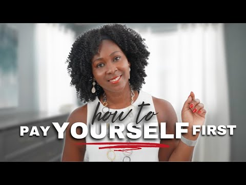 How to *PAY YOURSELF FIRST*  | FRUGAL LIVING TIPS