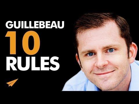 Chris Guillebeau's Top 10 Rules For Success  (@chrisguillebeau)