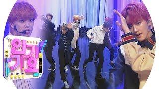 TEEN TOP(틴탑) - Run Away @인기가요 Inkigayo 20190609