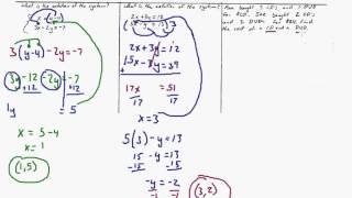 Algebra A Study Guide for Test 2 Quarter 3 Part 2