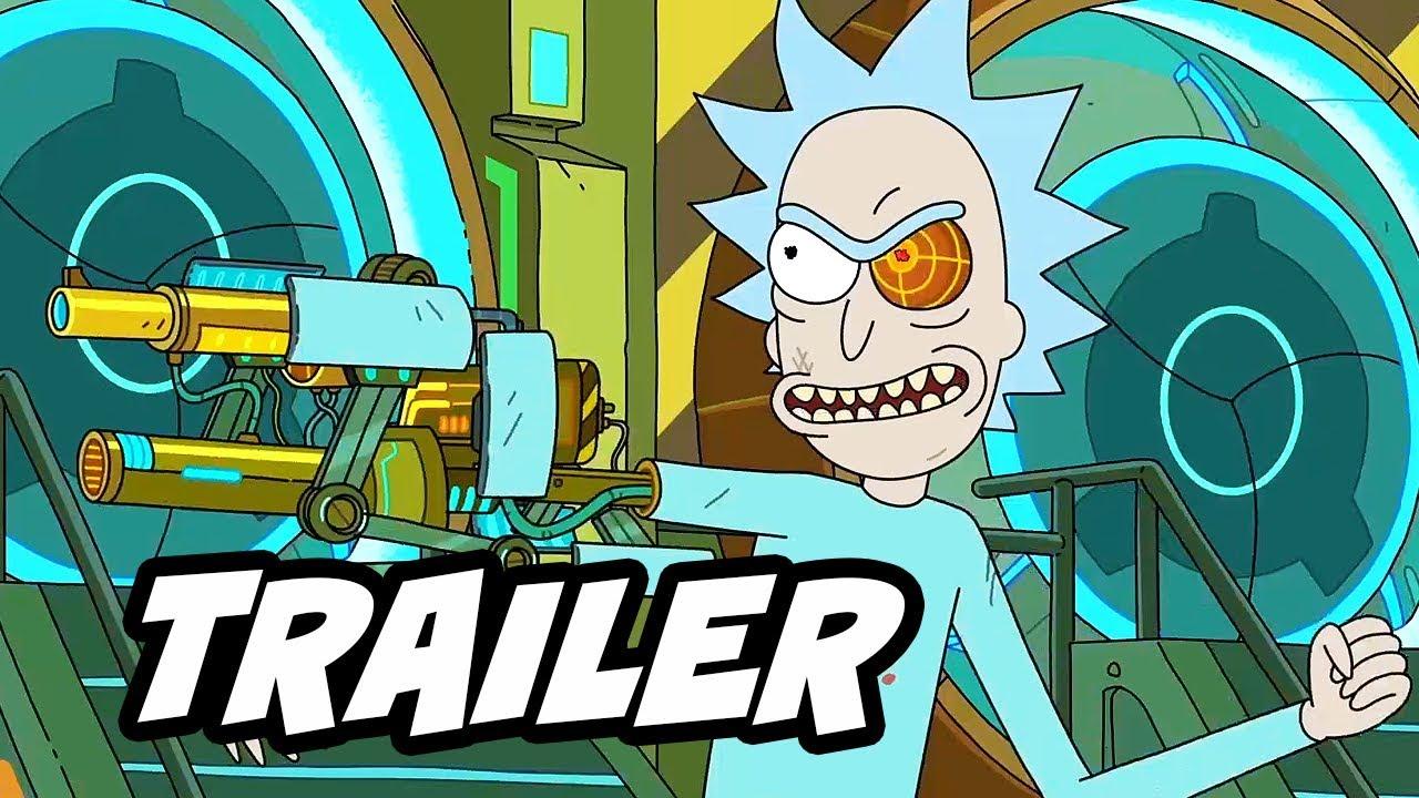 Rick and Morty Season 3 Episode 5 Promo Breakdown - YouTube