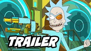 Rick and Morty Season 3 Episode 5 Promo Breakdown