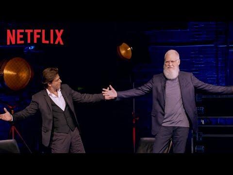 David Letterman ft. Shah Rukh Khan |My Next Guest Needs No Introduction | Netflix India
