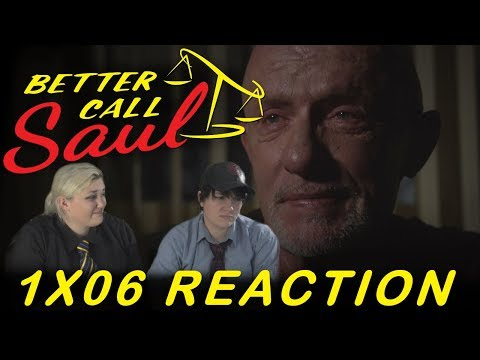 Better Call Saul 1X06 FIVE-O Reaction