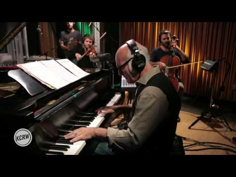 "Ludovico Einaudi performing ""Petricor""  on KCRW"