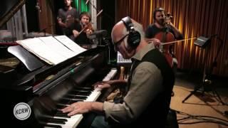 Ludovico Einaudi Performing Petricor Live On KCRW