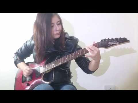 Metallica -  Master Of Puppets (Solos) | Juliana Wilson