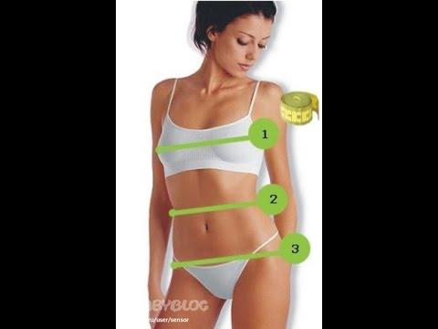 Как измерить объем бедер у женщин фото