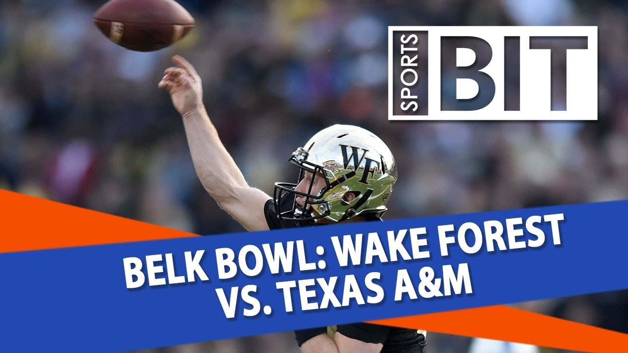 Image result for Wake Forest vs Texas A&M live pic logo