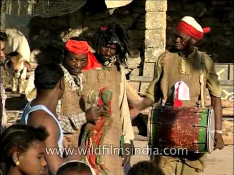 Siddhi tribe - African by origin, Indian by nationality and Gujarati by speech