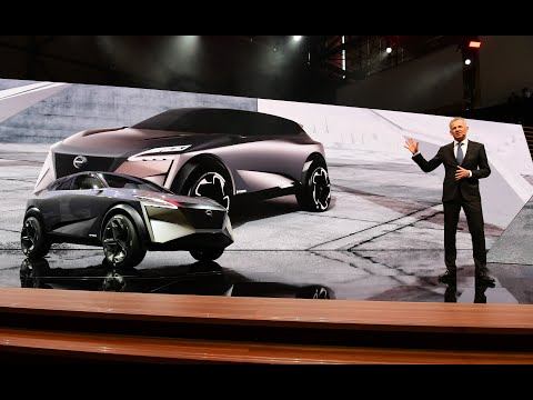 Watch Nissan's press conference live from Geneva
