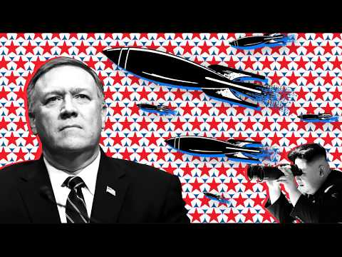 CIA Head Gives Indication Trump Might Consider Preemptive Strike on North Korea