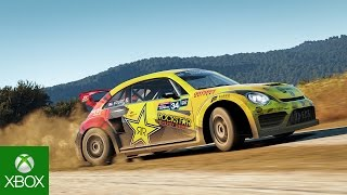 Forza Horizon 2 Driver Profile Tanner Foust