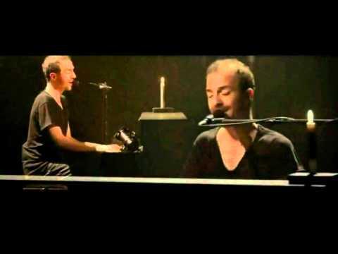 Calogero - Si seulement je pouvais lui manquer - Live Acoustique - (Greek subtitles)