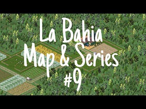 Theotown: La Bahia - Ep 9 Greenhouse Farms & Zoo |