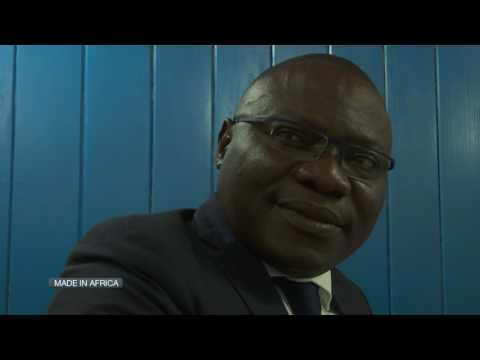 #MadeInAfrica  FELIX ETOUNDI, un modèle de réussite ''MADE IN CAMEROUN''