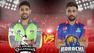 PSL 2021 Match 11 L VE Preview Of LAHORE QALANDARS Vs KARACH  K NGS With Guests