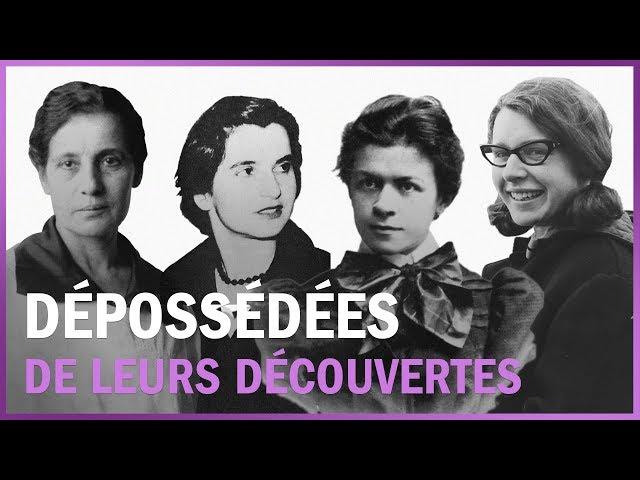 Les découvertes oubliées des femmes scientifiques, ou l'effet Matilda