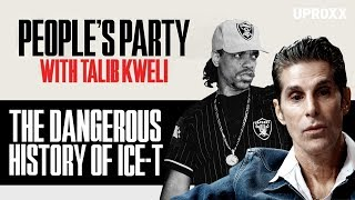 Talib Kweli And Perry Farrell Explore Ice-T's Dangerous And Radical History | People's Party Clip