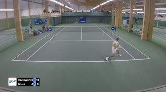 TEHO Sport Tennisliiga : HVS - HLK