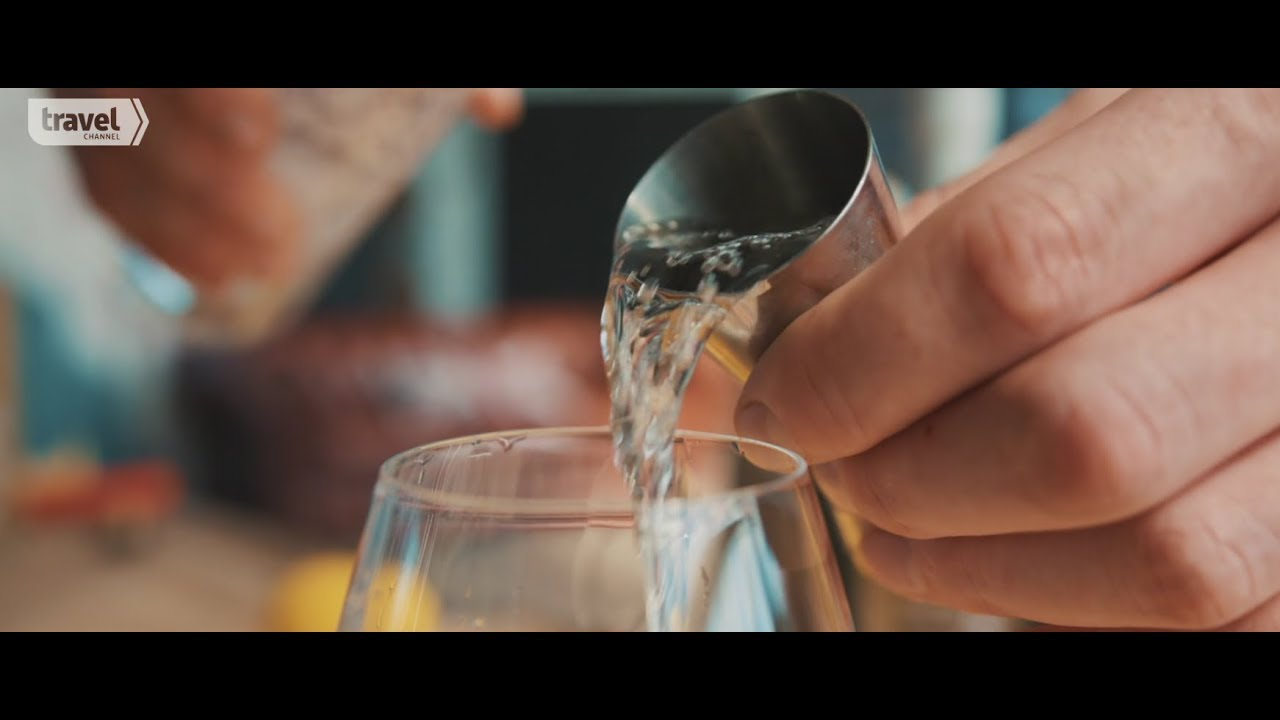 How Vodka is Made - Travel Channel Short