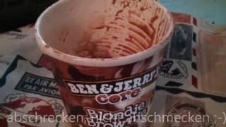 Unboxing - Ben & Jerry´s Blondie Brownie