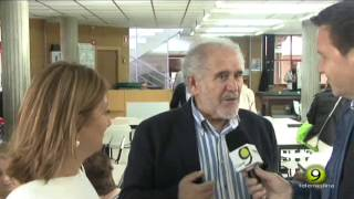 Noticias TM9 21 Mayo 2015 Medina del Campo