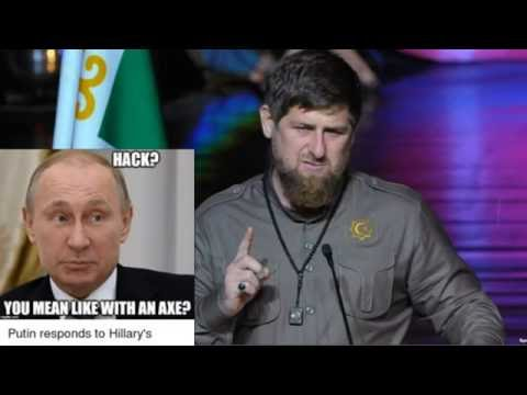 Chechen Leader Vows Skull Of Saudi Monarch to Putin For Smuggling Hillary Weapons
