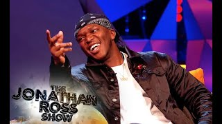 The Jonathan Ross Show With KSI and Craig David(Full episode)