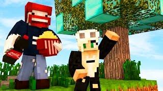 MEIN EIGENES KÖNIGREICH! - Minecraft Skybounds #1