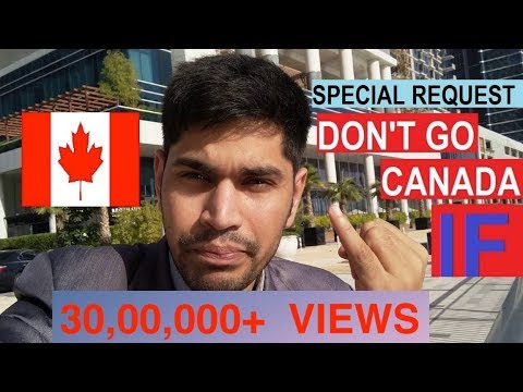 Special Request DON'T GO CANADA IF...
