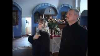 МОЙ ХРАМ(Первое празднование Святой Пасхи в 2009 году в селе Житниковском, что в Курганской области. Тогда только-толь..., 2014-11-19T08:29:51.000Z)