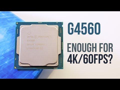 Pentium G4560 - Can it Handle 4K/60fps Gaming?