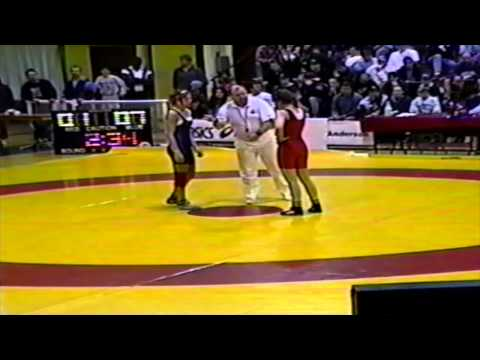 1994 Senior National Championships: ? kg Final Unknown vs. Spring Johnson